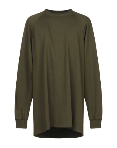 Rick Owens T-shirts Sweatshirt