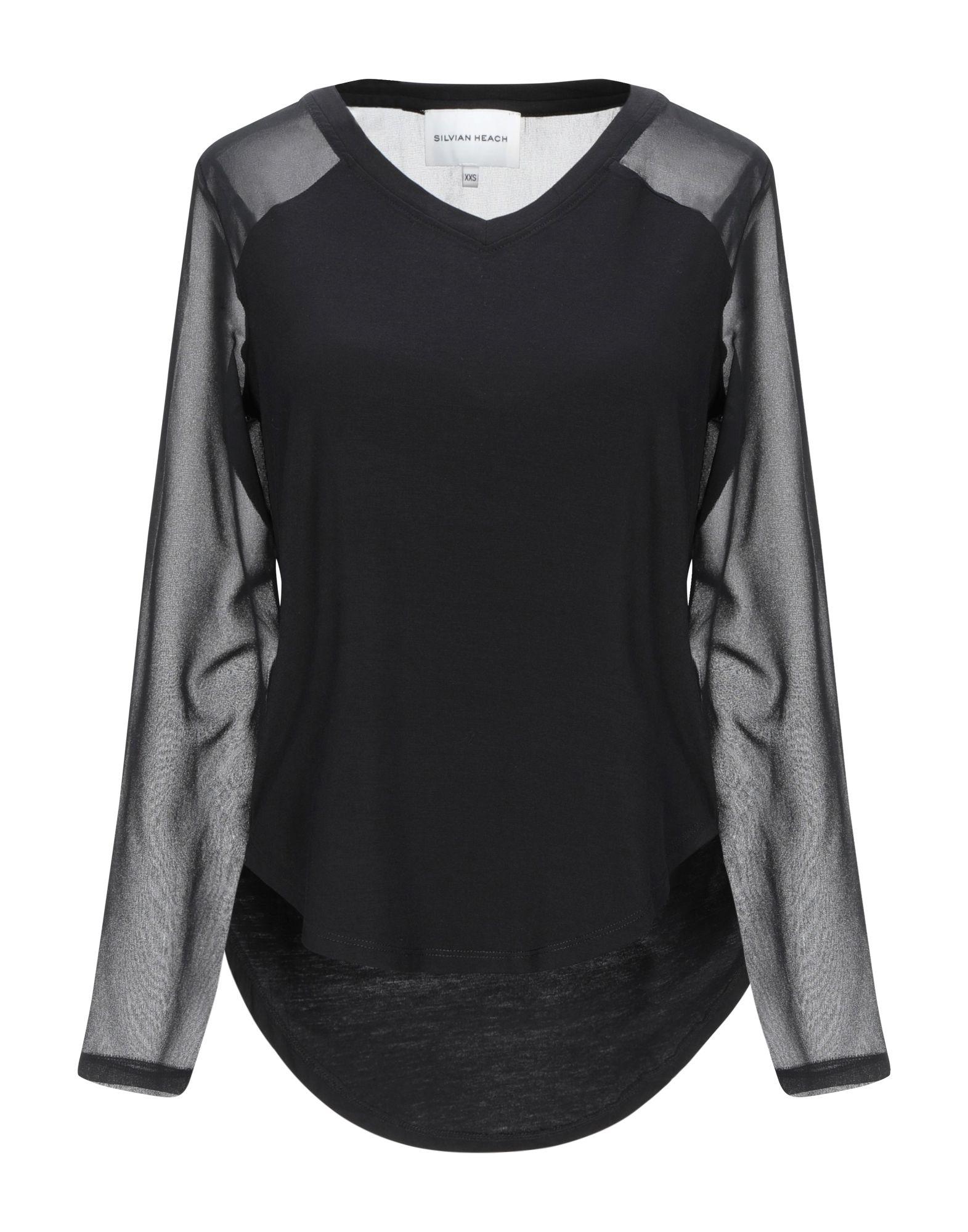 T-Shirt Silvian Heach damen - 12354360GM