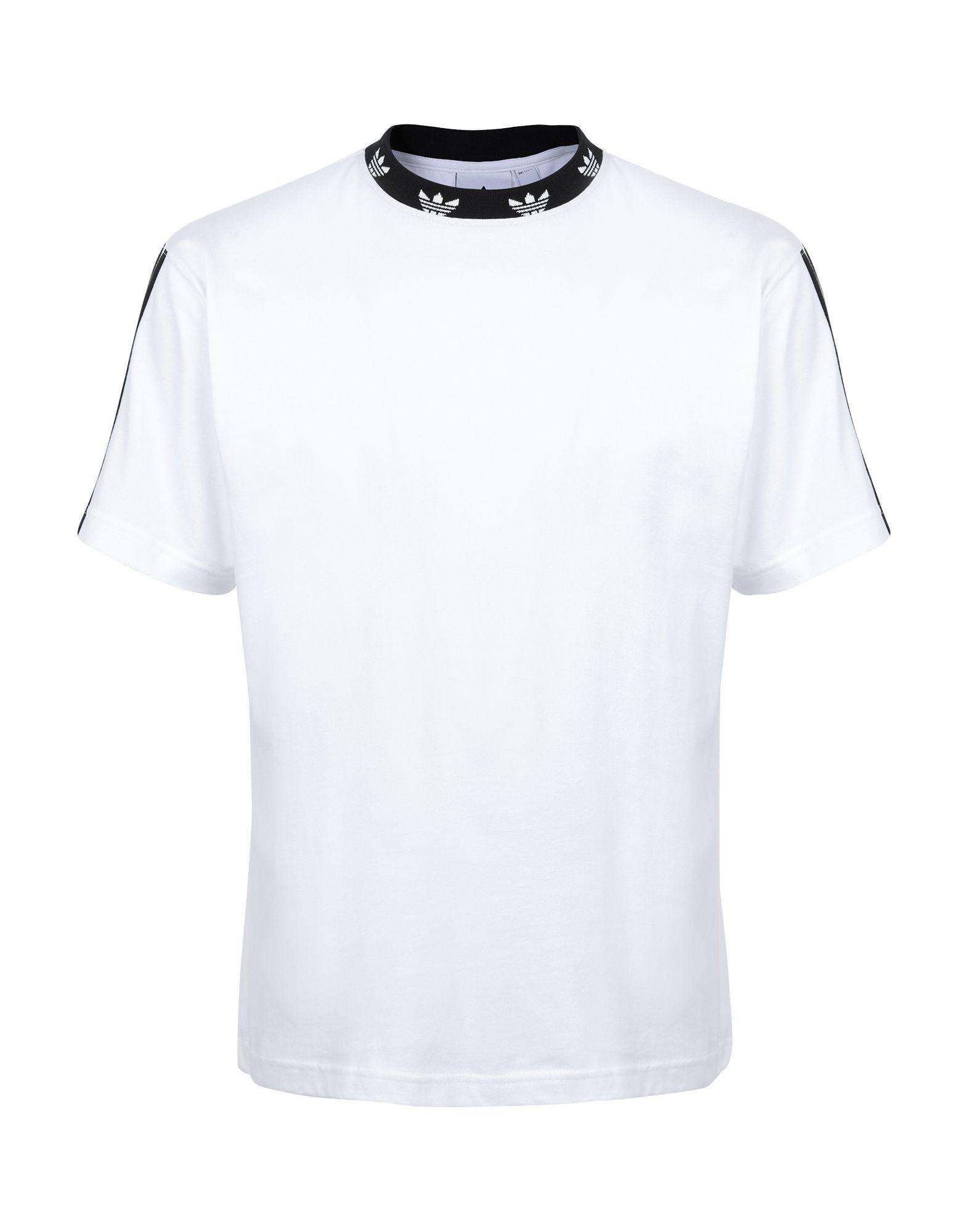T-Shirt Sportiva Adidas Originals Trefoil Rib Tee - herren - 12357895CC