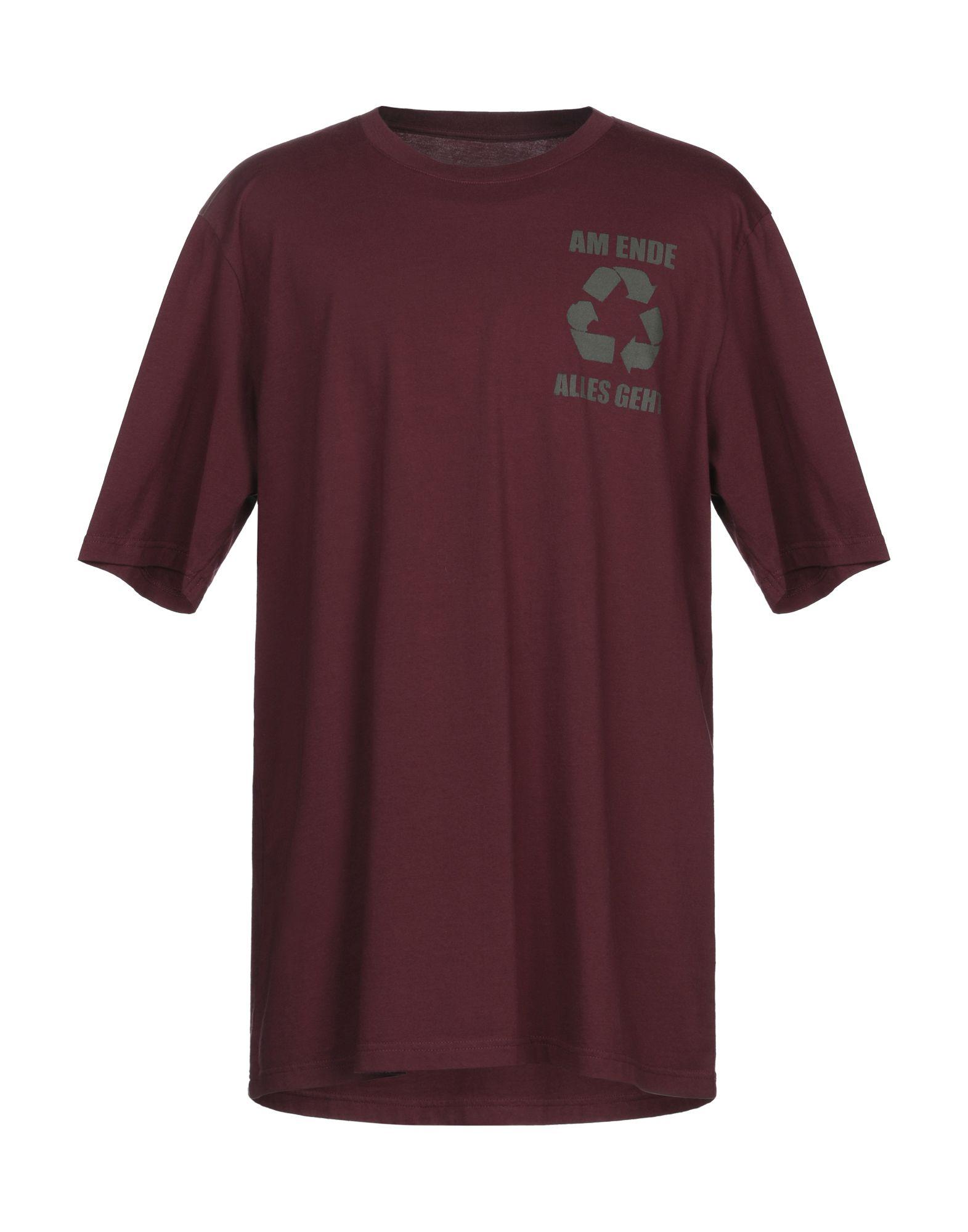T-Shirt Faith Connexion uomo - 12358225ES 12358225ES 12358225ES 538