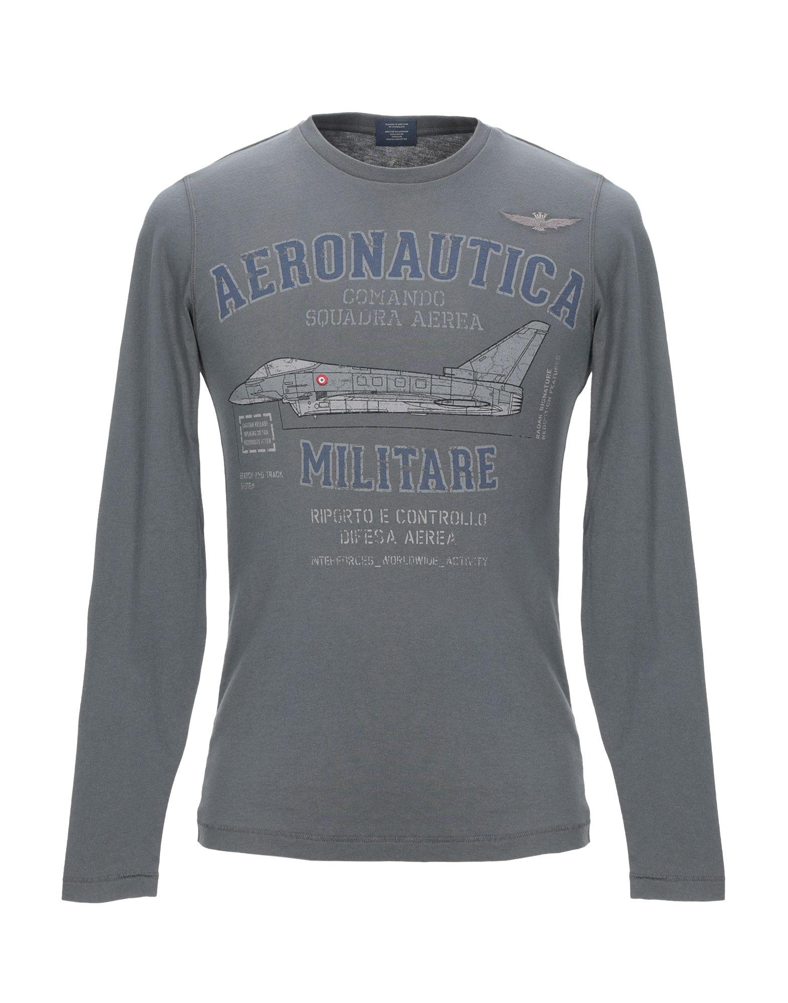 T-Shirt T-Shirt Aeronautica Militare uomo - 12358913BP  Jetzt einkaufen