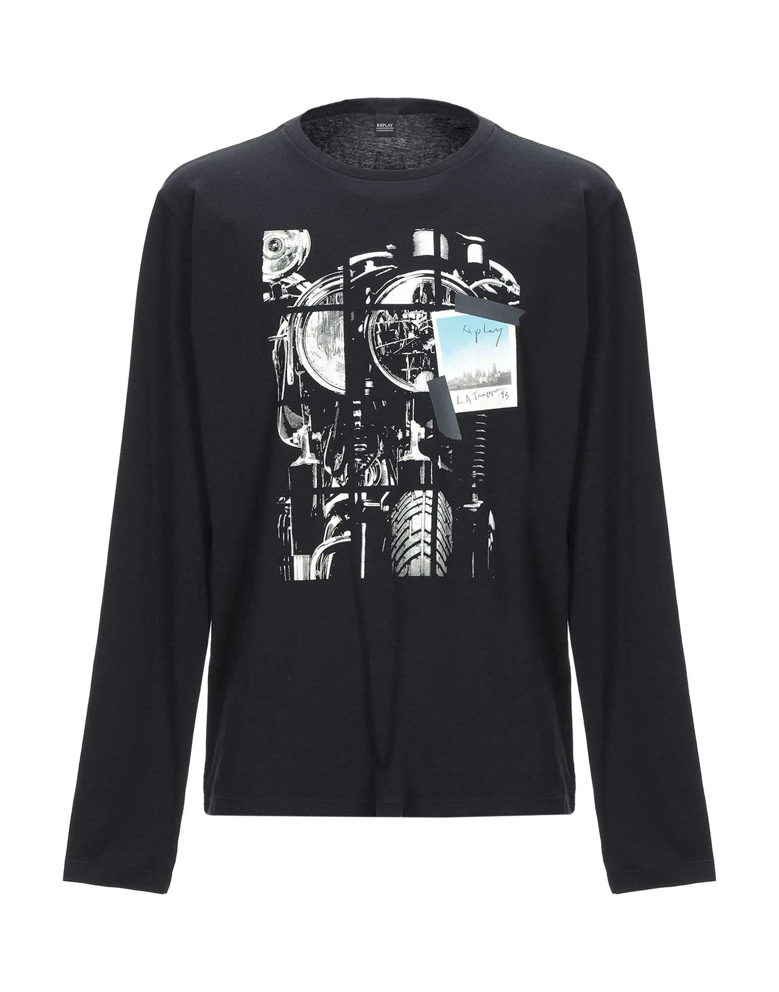 T-Shirt Replay herren - 12360839MF