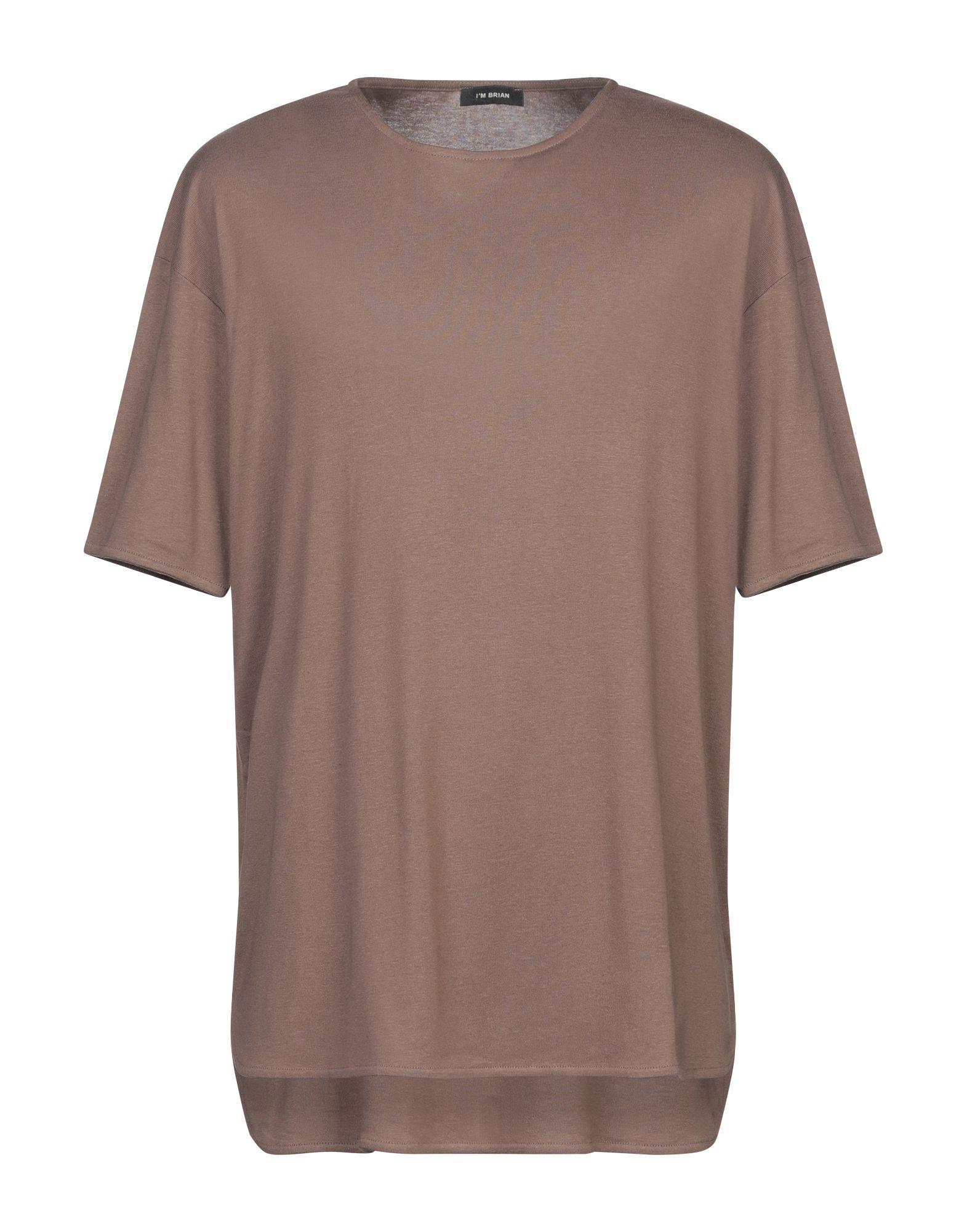 T-Shirt Imb I'm Brian uomo uomo uomo - 12361871TD 3d3