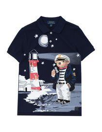 big sale a208c 634c9 Abbigliamento per bambini Ralph Lauren Bambino 3-8 anni su YOOX