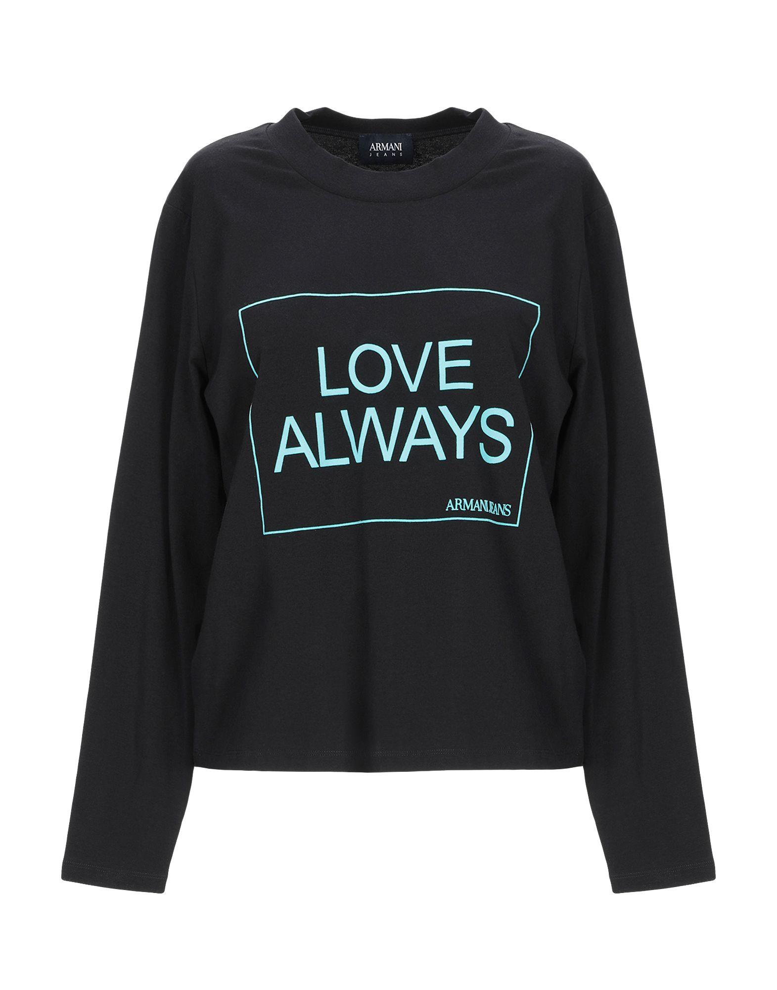 T-Shirt Armani Armani Armani Jeans donna - 12364004WQ 951