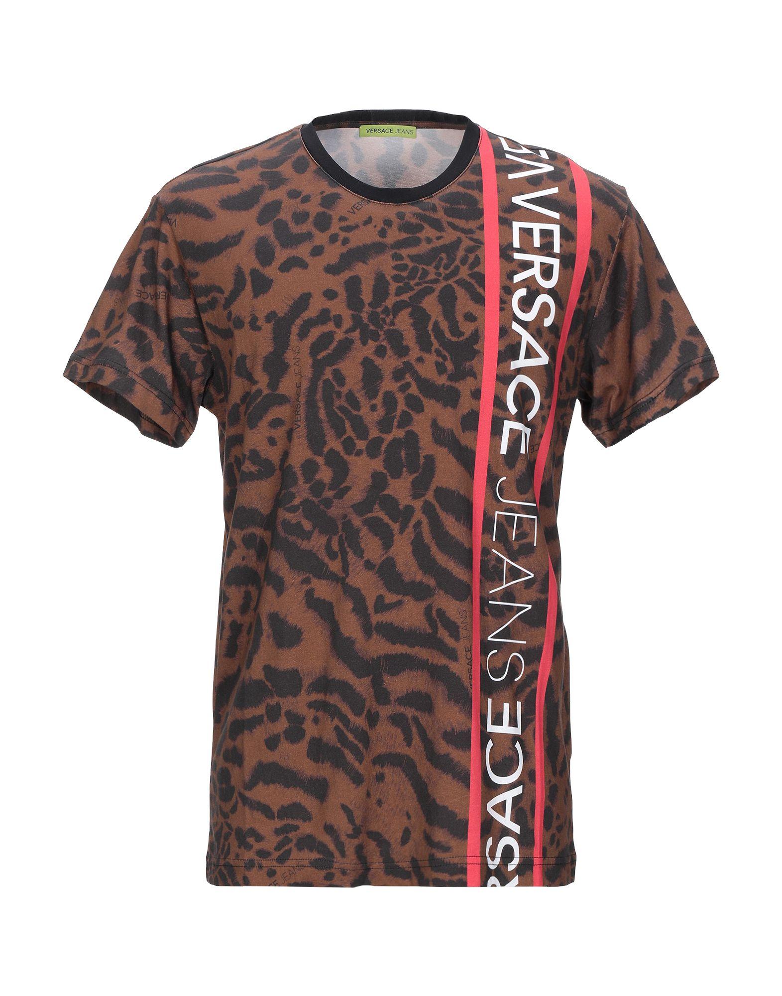 T-Shirt  ersace Jeans herren - 12364266HG