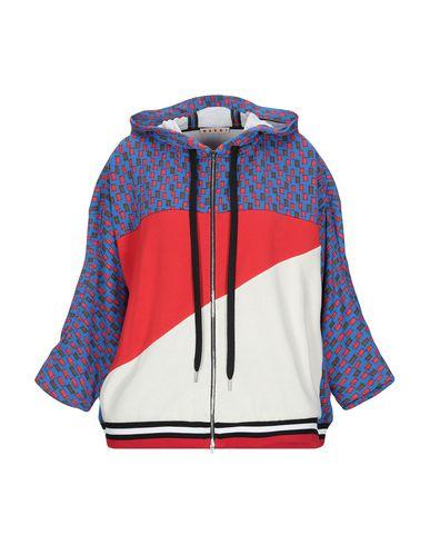 MARNI - Hooded track jacket