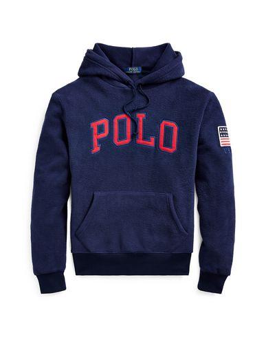 POLO RALPH LAUREN - Hooded track jacket
