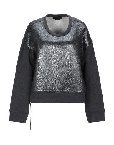 Diesel Black Gold Sweatshirt In Steel Grey