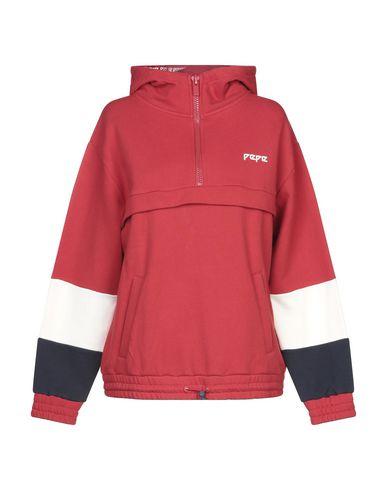 PEPE JEANS - Hooded track jacket