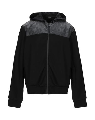 Fendi T-shirts Hooded sweatshirt