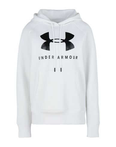 UNDER ARMOUR - Hooded track jacket