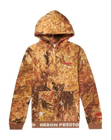 HERON PRESTON - Hooded track jacket