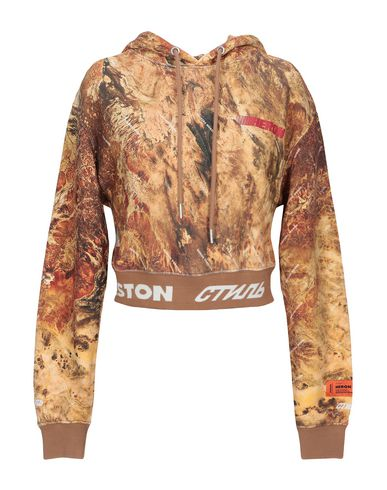 Heron Preston T-shirts Hooded sweatshirt