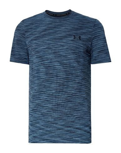 Under Armour T-Shirts In Blue