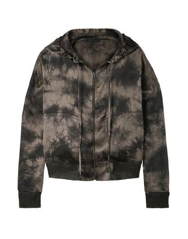 Atm Anthony Thomas Melillo Hooded Sweatshirt In Khaki