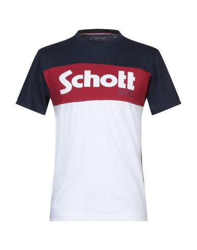 Schott T-shirt In Dark Blue