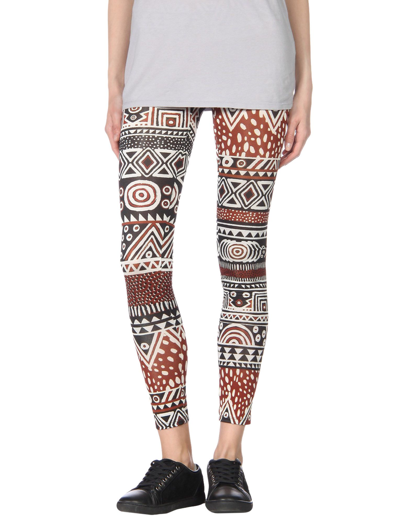 aca7361c6 Just Cavalli Women's Leggings - Spring-Summer and Fall-Winter Collections |  YOOX