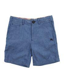 BURBERRY CHILDREN - Shorts