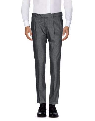BRIGLIA 1949 Casual Pants in Lead