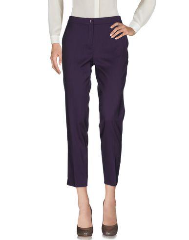 Etro Casual Pants In Purple