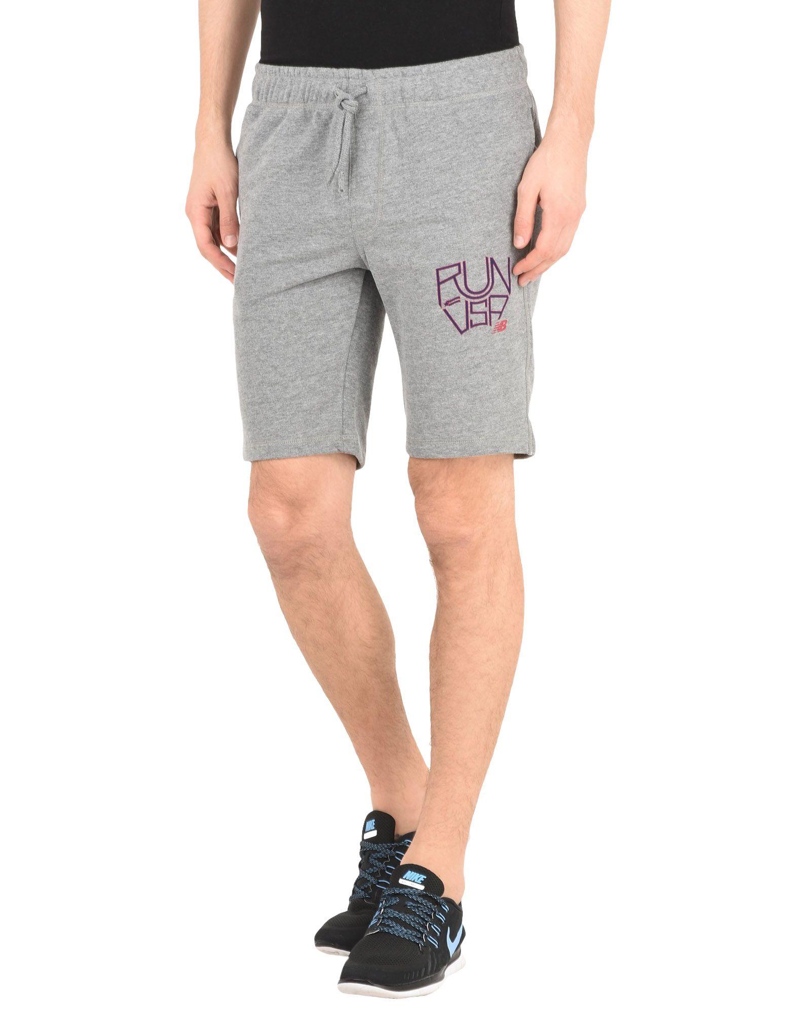 Pantalone Felpa - Nuovo Balance Run Usa Short - Felpa Uomo - 13011092XL de98d6