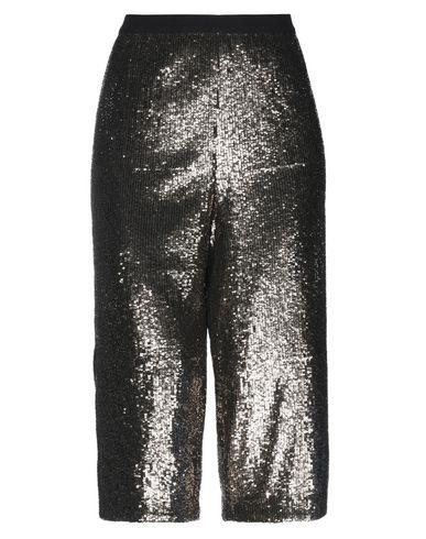 Liviana Conti Cropped Pants & Culottes In Bronze