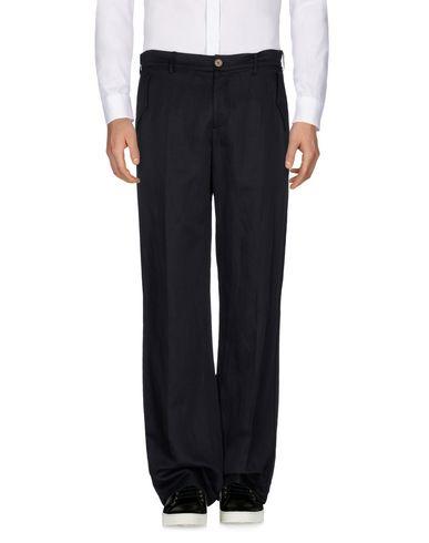 CLASS ROBERTO CAVALLI Casual Pants in Dark Blue