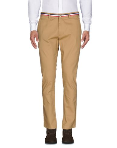 CLOT Casual Pants in Camel