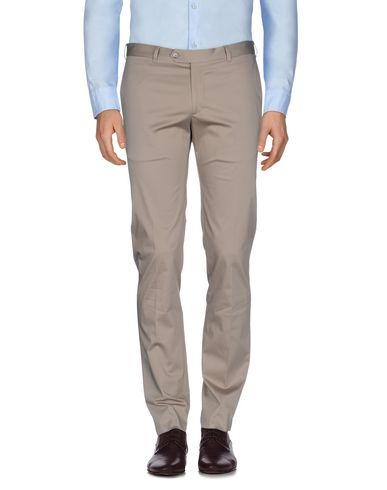 TOMBOLINI Casual Pants in Sand