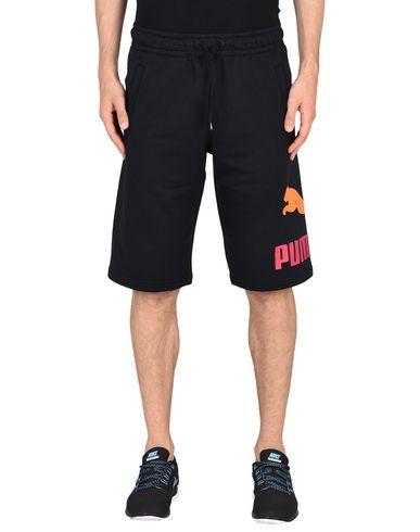 Puma Arkiv Logo Svette Bermuda Joggebukse besøk mote stil oppdatert billig ekstremt butikkens SQYNz