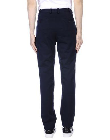 NEIL BARRETT Casual Pants in Dark Blue