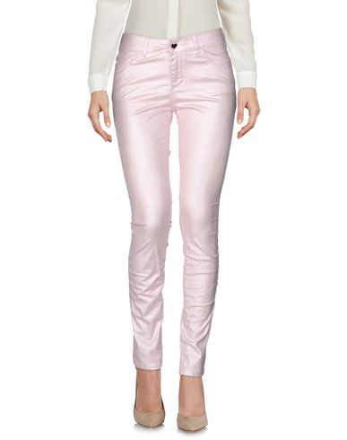 Rose Jeans Clair Pantalon Twin set qftwY