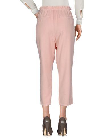 VANESSA BRUNO ATHE Gerade geschnittene Hose Rabatt Billig Online Rabatte Kostenloser Versand Original Mode-Stil zum Verkauf bCro1Wu