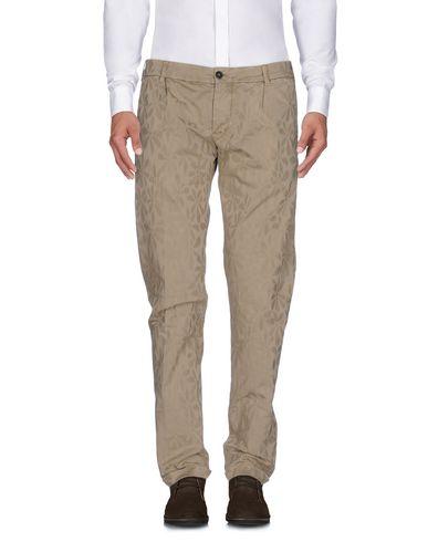MONOCROM Casual Pants in Khaki