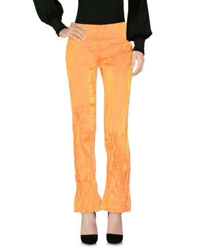 MARTINA SPETLOVA Casual Pants in Orange