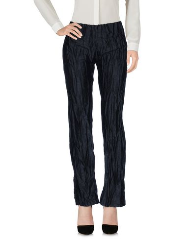MARTINA SPETLOVA Casual Pants in Steel Grey