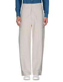 TROUSERS - Casual trousers Vlas Blomme yEU1O7dZ6