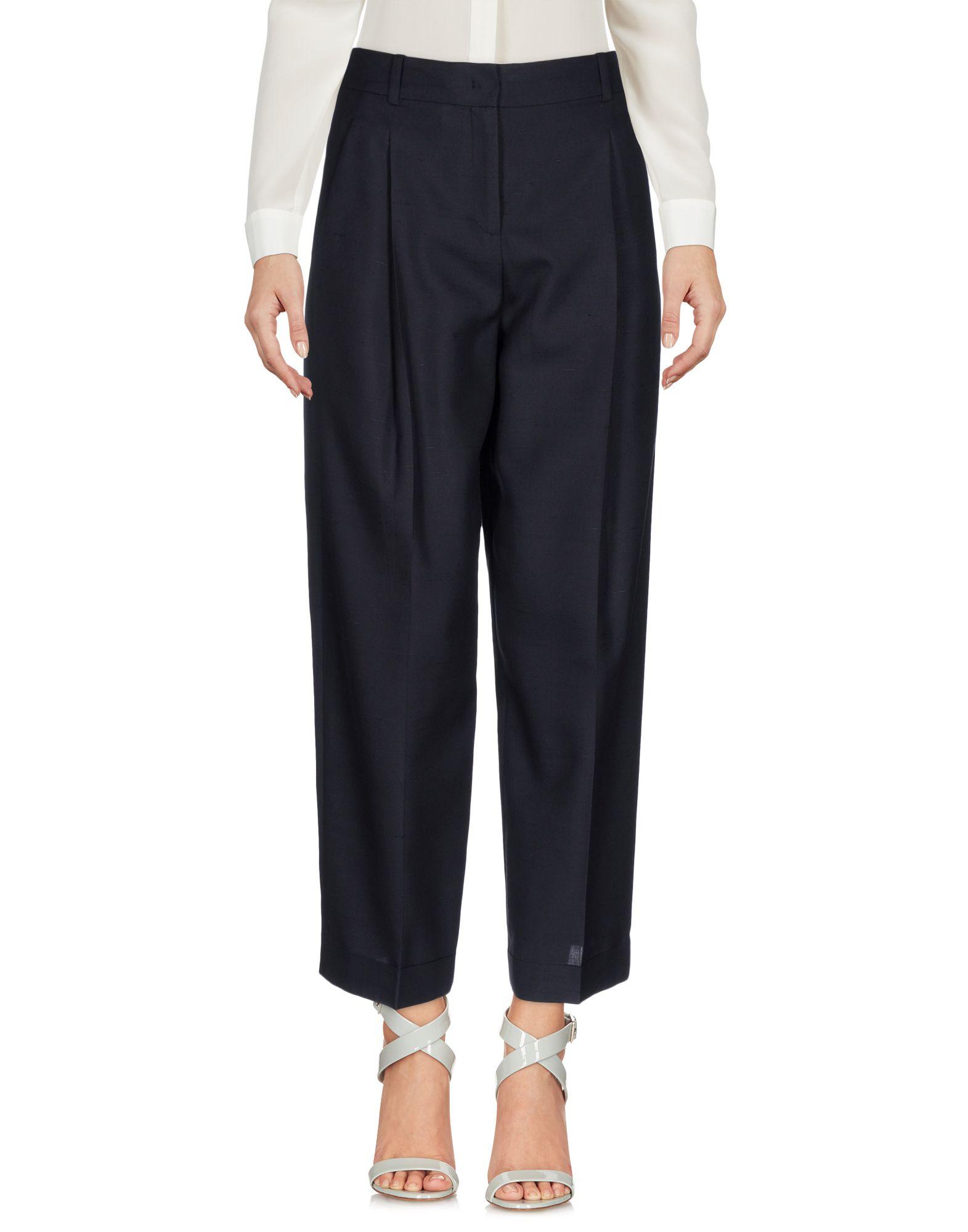 Pantalone Jil Sander Navy Donna - Acquista online su