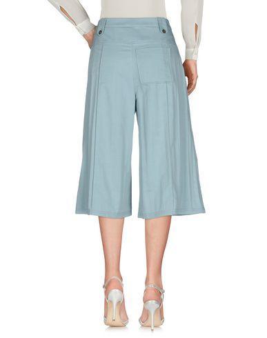 JIL SANDER NAVY Pantalones tipo cropped y culotte