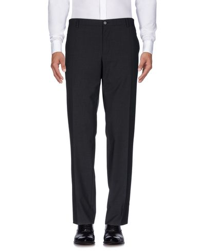 DOLCE & GABBANA Casual Pants in Dark Blue