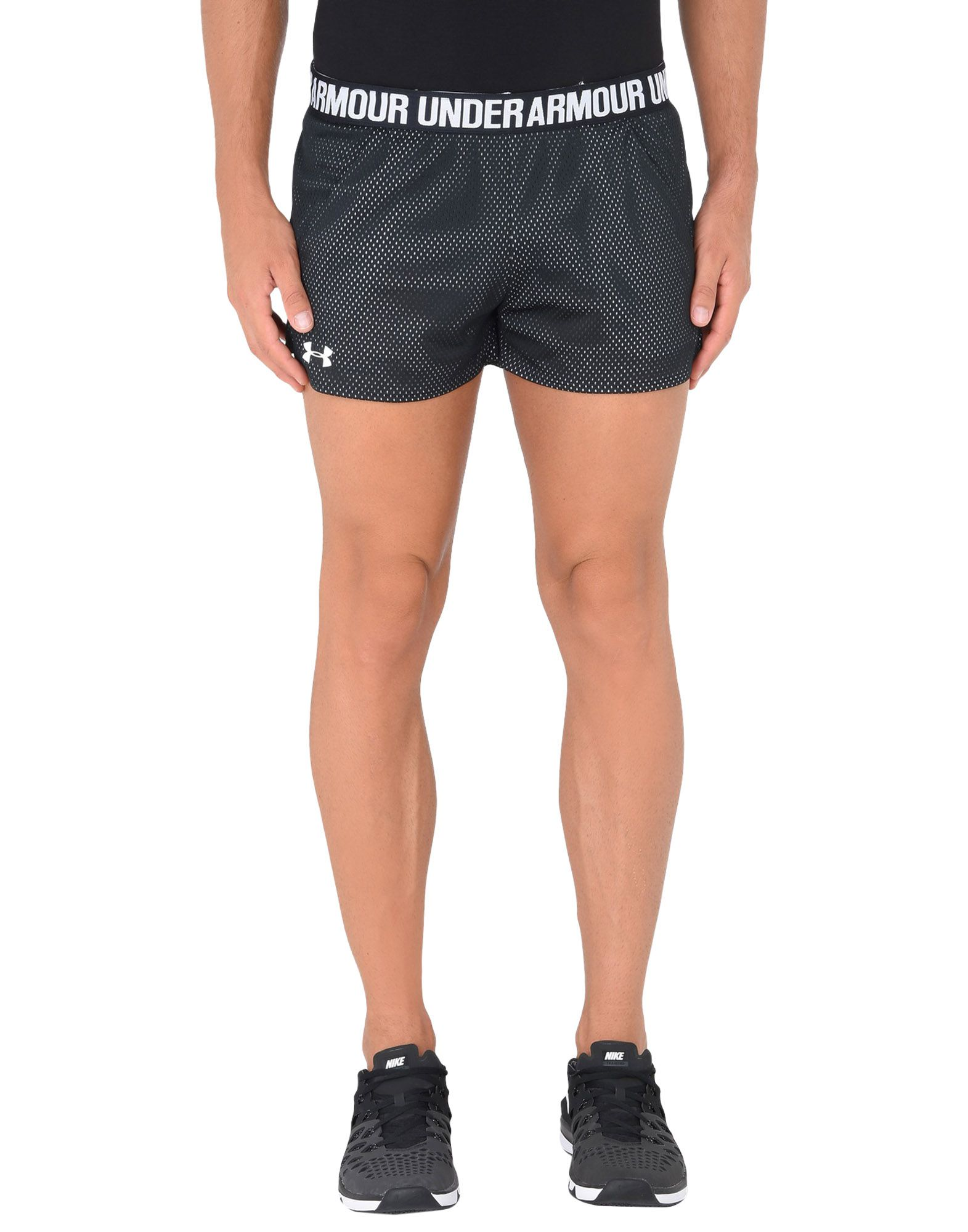 Pantalone Sportivo Under Armour Mesh Play Up Short Uomo - Uomo Short - 13083330XT b95065