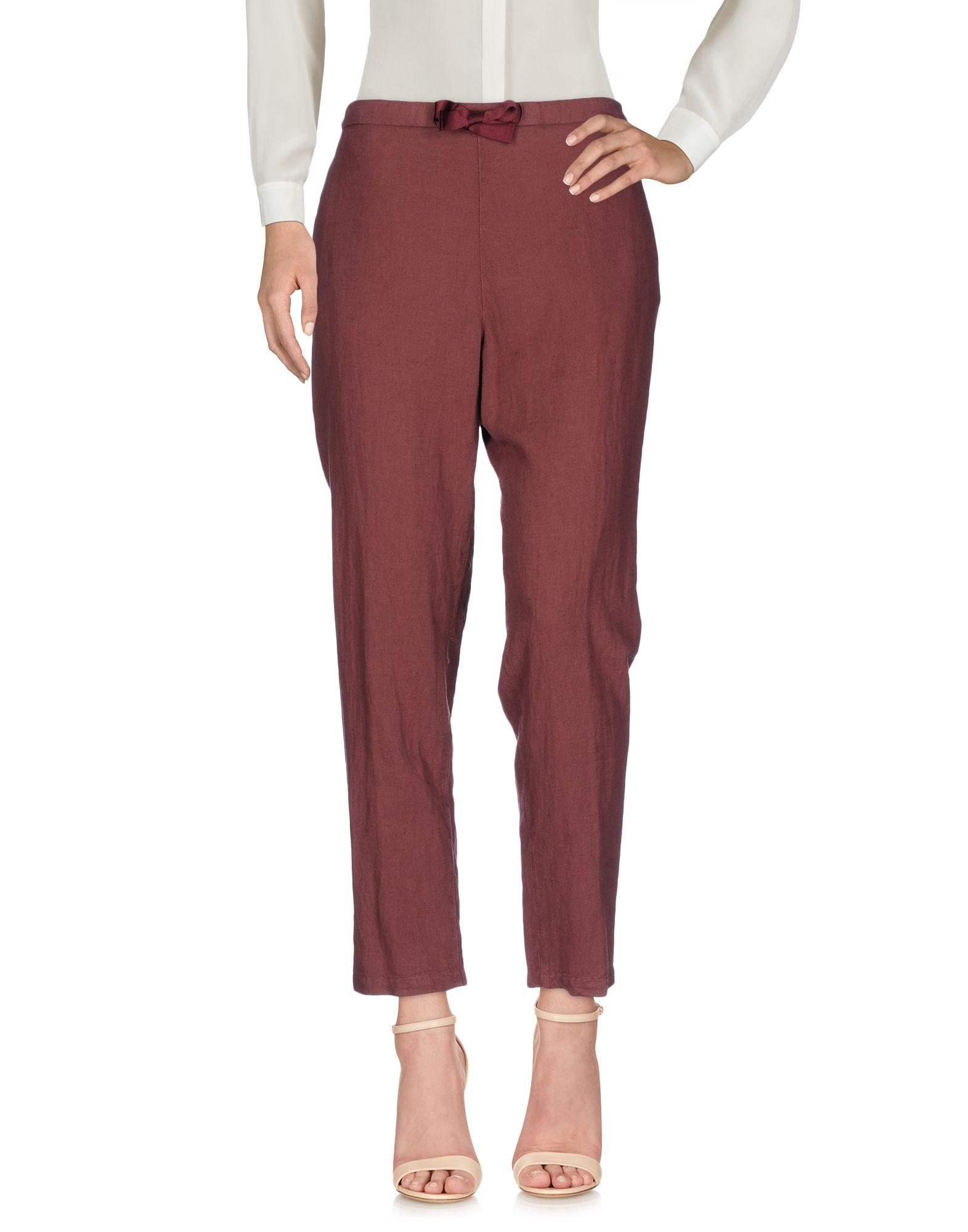 1ad75c2c25cc MANILA GRACE Pantalón - Pantalones   YOOX.COM