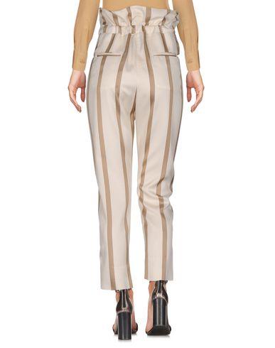 MANILA GRACE Gerade geschnittene Hose Viele Arten Von Online-Verkauf Um Online-Verkauf Outlet Top-Qualität Billig Holen Eine Beste Gutes Angebot T8y2B4tl