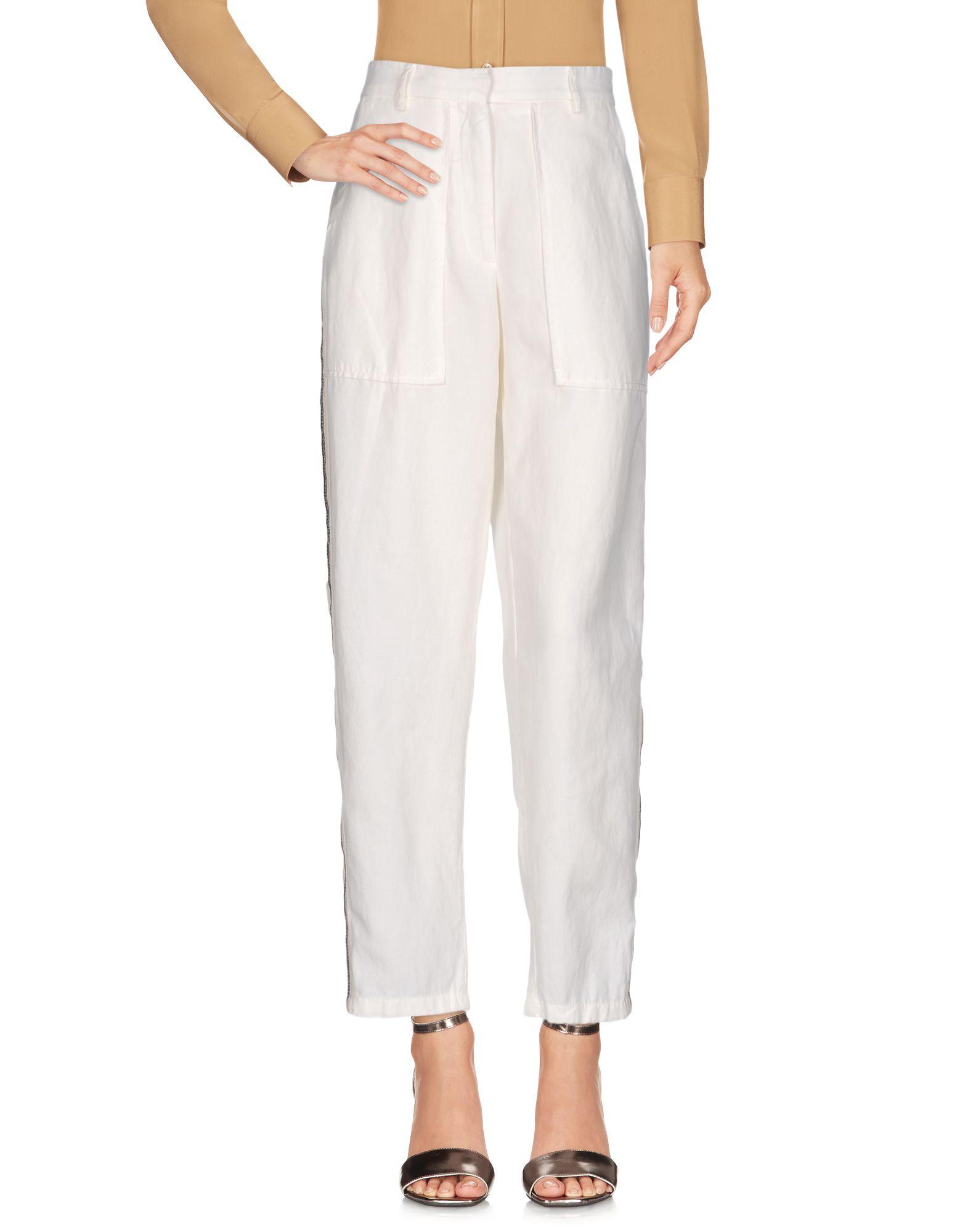 Pantalone 8Pm damen - 13090327IV