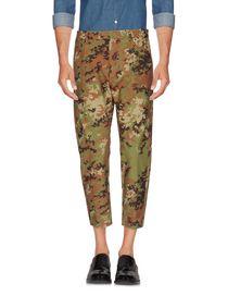 Dsquared2 Hombre - Pantalones Dsquared2 - YOOX 521cb0da36a4