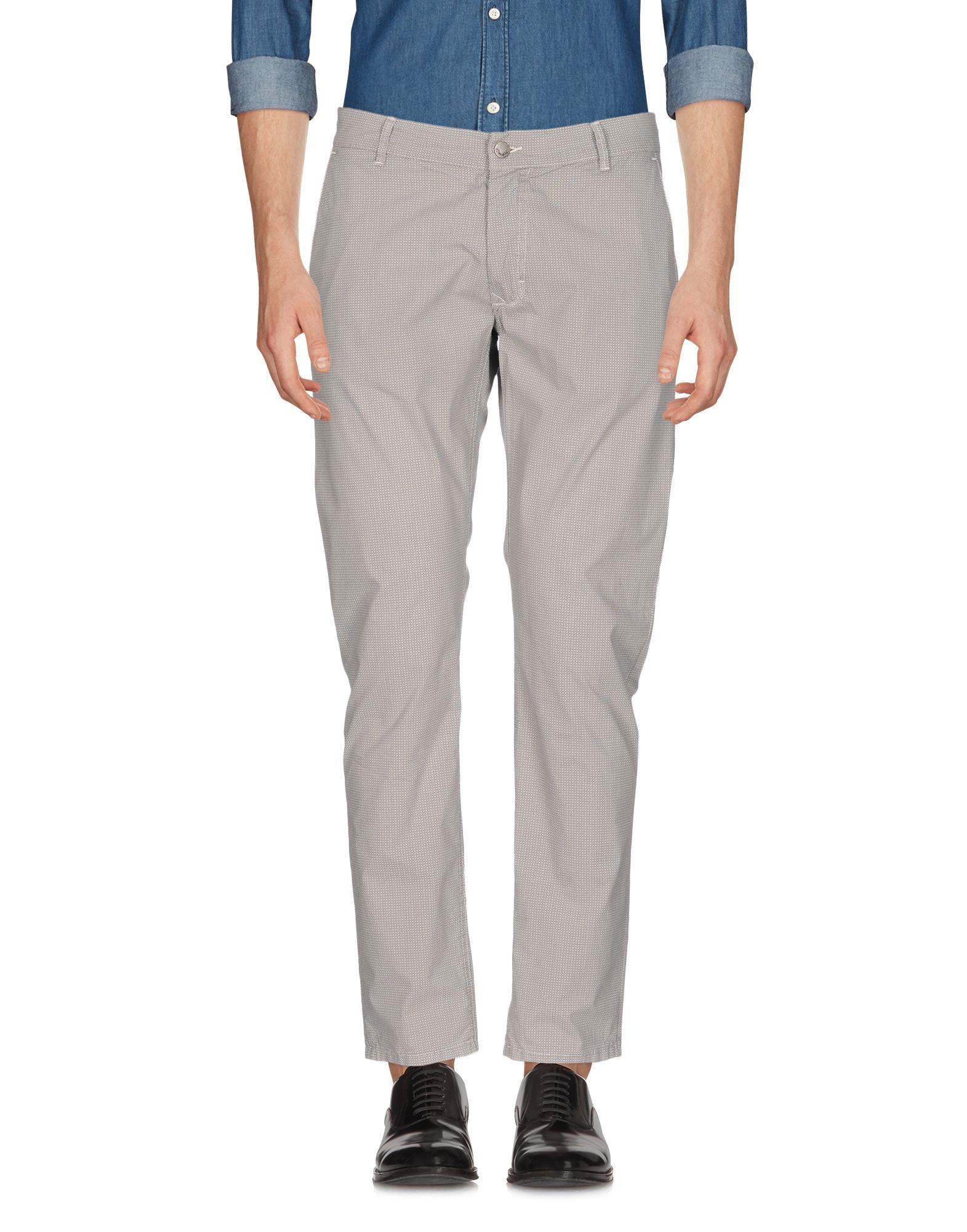Pantalone grau Daniele Alessandrini herren - 13101736CE