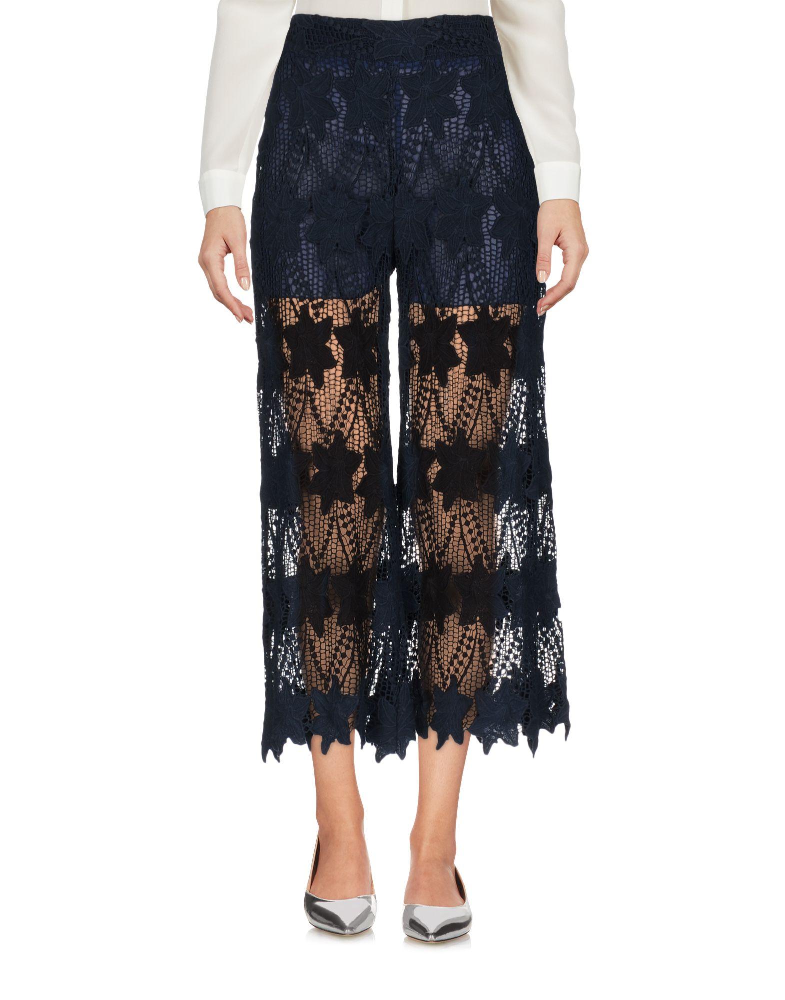Pantaloni Cropped E Culottes Le Ragazze Di St. Barth Donna - Acquista online su xujighb
