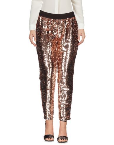 OTTOD'AME Casual Pants in Copper