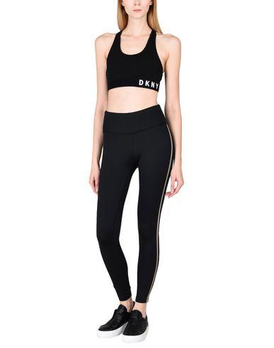 Dkny Hi-midje 7/8 Logo Stramt M / Refleks Leggings salg mange typer utløp 100% autentisk xURv6qvyG
